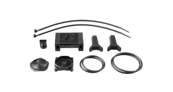 Cube PRO Lenkerhalter Set mit Geschwindigkeitssensor black